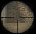 Lee-Enfield Sniper Sight CoD2