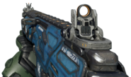 Peacekeeper MK2 BO3 in-game view