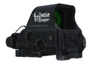 EOTech Sight Zombies model BOII