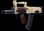 Groza Rising Tiger Gunsmith BOCW