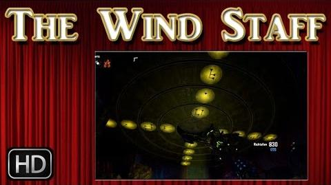How to build and upgrade the Wind Staff tutorial