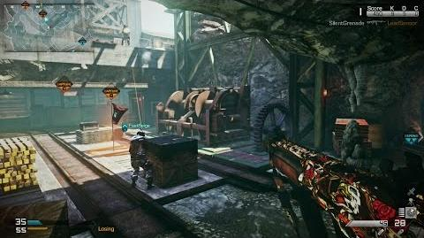 Official Call of Duty® Ghosts Goldrush Map Preview