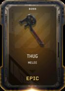 Thug Supply Drop Card MWR