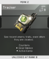 Tracker Unlock Card IW