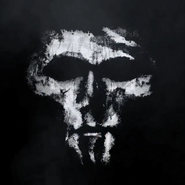 David -Hesh- Walker skull mask pattern CoDG