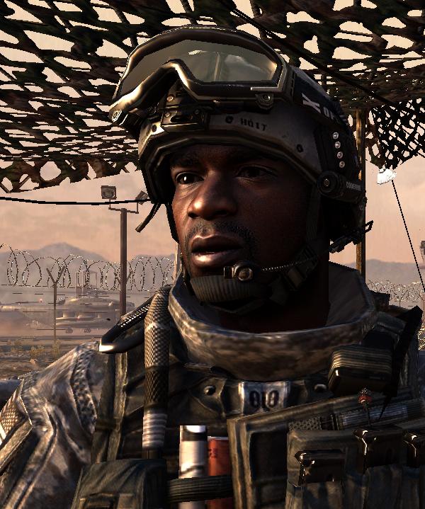 Sergent Foley (Modern Warfare 2)