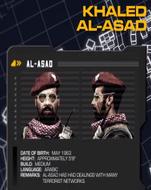 Профиль аль-Асада