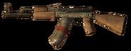 AK-47 Dual Mag 3rd person BO