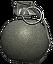 Frag grenade menu icon CoD4