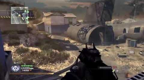 Gameplay - Call of Duty Modern Warfare 2 - Scrapyard