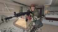 Samantha Maxis Heat seeker in-game C58 BOCW