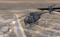 AH-6 Little Bird side view The Enemy of My Enemy MW2