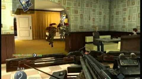 Call of duty Black ops - Sticks and stones(wager match) 22-11