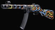 PPSh-41 Funkadelic Gunsmith BOCW