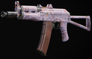AK-74u Boutique Gunsmith BOCW