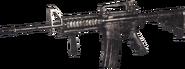 M4 Carbine Nickel Plated MWR