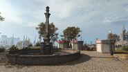 Park Fountain Verdansk Warzone MW