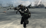 Sandman Hunter Killer MW3