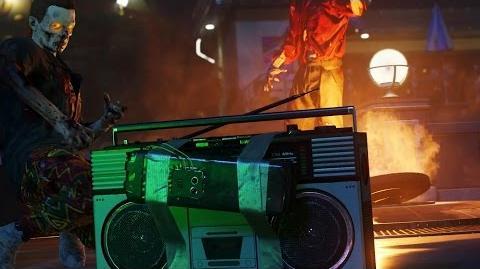 Зомби-режим в Call of Duty Infinite Warfare