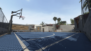Raid basketball court BOII