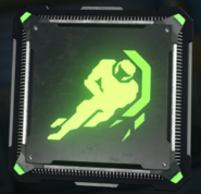 Unstoppable Force cyber core icon BO3