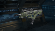 Vesper Gunsmith Model Jungle Camouflage BO3