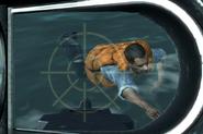 Рохас плывёт