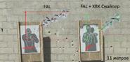 Codmw fal and fal xrk sniper отдача 11м