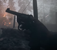 Enfield No. 2 campaign WWII