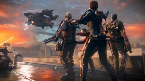 Official Call of Duty® Advanced Warfare - Exo Zombies Infection Trailer