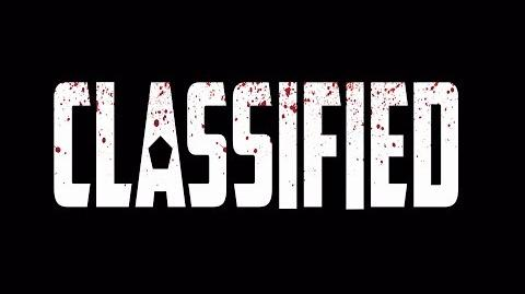 """Official Call of Duty® Black Ops 4 – """"Classified"""" Zombies Experience Intro"""