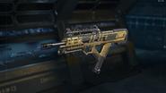 Vesper Gunsmith Model Gold Camouflage BO3