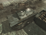 LVT armed variant WAW