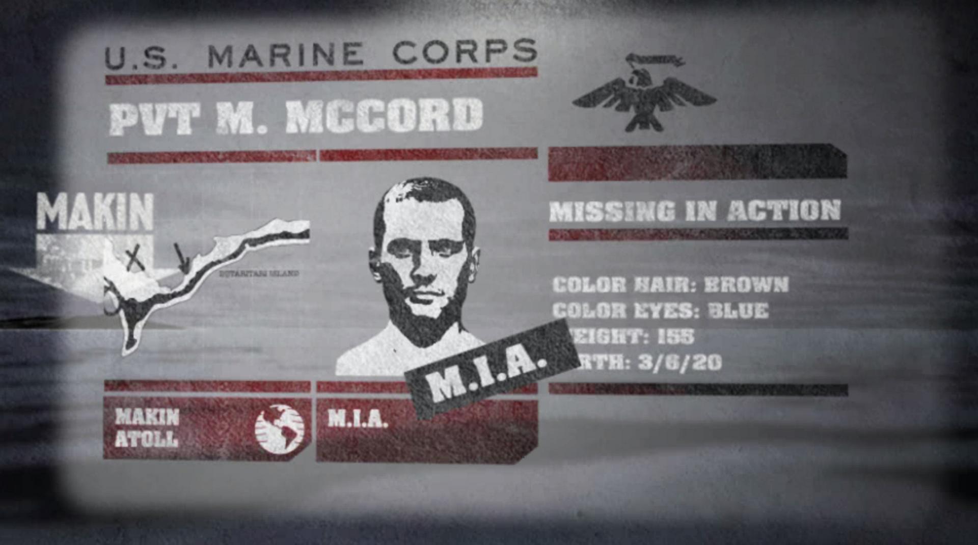 МакКорд (World at War)
