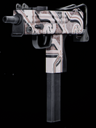 MAC-10 Cartographer Gunsmith BOCW