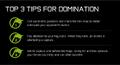 MW3 Domination Tips