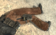 Holstered M1911 Suicide Bomber MW3
