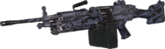 M249 SAW Blue Tiger MWR