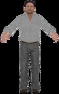 Manuel Noriega model BOII