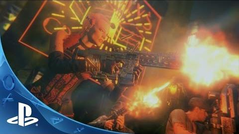 Call of Duty Black Ops III - Shadows of Evil Zombies Reveal Trailer PS4, PS3