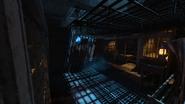 Most Escape Alive krok 3 mewa blok więzienny 2