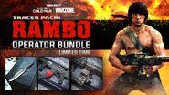 Rambo Operator Bundle Promo BOCWWZ