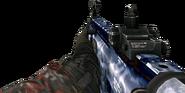 SCAR-H Blue Tiger MW2