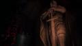 Frederick Barbarossa Statue WWII