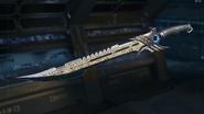 Fury's Song Gunsmith Model Diamond Camouflage BO3
