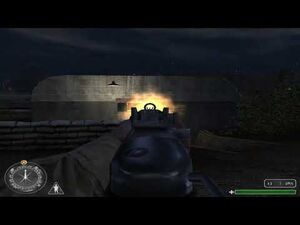 Call of Duty (2003) - Pathfinder (American Missions) -4K 60FPS-