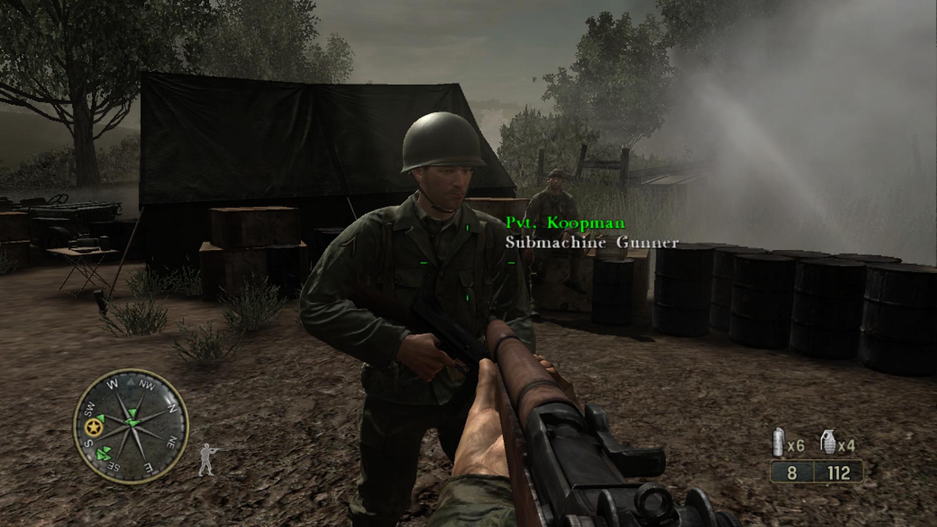 Купман (Call of Duty 3)