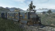 Locomotive Standoff BOII