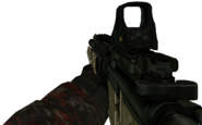M4A1 Holographic Sight MW2