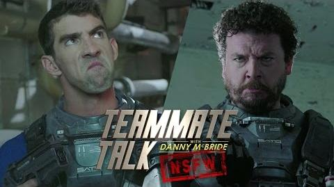 """Official Call of Duty® Infinite Warfare – """"Teammate Talk with Danny McBride"""" NSFW"""